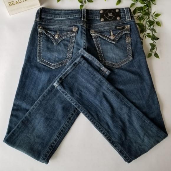 47f93d8abb2 Miss Me Jeans | Skinny | Poshmark